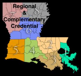 regional Louisiana